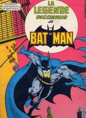Superman et Batman (Collection) -2- La Légende inconnue de Batman