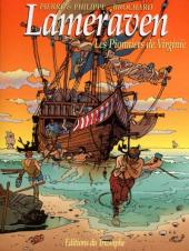Lameraven -1- Les Pionniers de Virginie