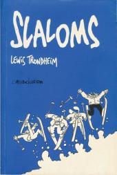 Lapinot (Les formidables aventures de) -2- Slaloms