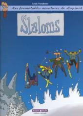 Lapinot (Les formidables aventures de) -2ES- Slaloms