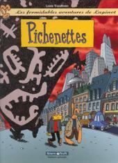 Lapinot (Les formidables aventures de) -5ES- Pichenettes