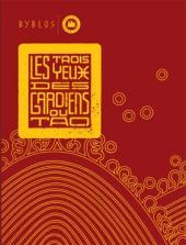 Largo Winch -15TL1- Les trois yeux des gardiens du Tao