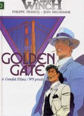 Largo Winch (France Loisirs) -6- Golden Gate / Shadow