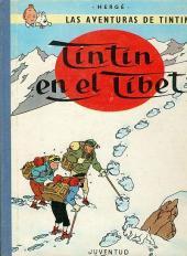 Tintín (Las Aventuras de) -20- Tintín en el Tíbet