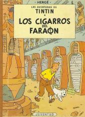 Tintín (Las Aventuras de) -4- Los cigarros del faraón