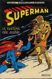 Superman et Batman (Collection) -3- Superman - Le Fantôme de sable