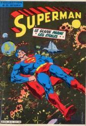 Superman - Collection BD Story -4- Le glaive parmi les étoiles