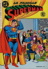 Superman - Collection le Monde de Krypton -1- La famille Superman