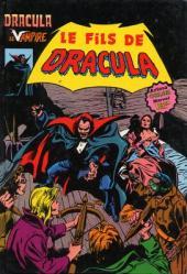 Albums Artima DC/Marvel Super Star -3- Dracula le vampire : Le fils de Dracula