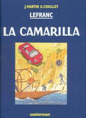 Lefranc -12TT- La Camarilla