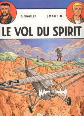 Lefranc -13TT- Le vol du spirit