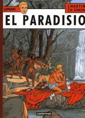 Lefranc -15TT- El paradisio