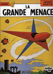 Lefranc -1e- La grande menace