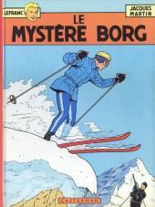 Lefranc -3b1975- Le mystère Borg