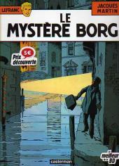 Lefranc -3f2006- Le mystère Borg