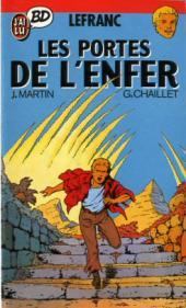 Lefranc -5Poch- Les portes de l'enfer