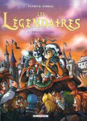 Les légendaires -3- Frères Ennemis