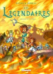 Les légendaires -8- Griffes & plumes