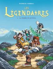Les légendaires -FL1- La pierre de Jovénia / Le gardien