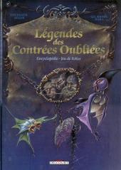 Légendes des contrées oubliées - L'encyclopédie du jeu de rôle