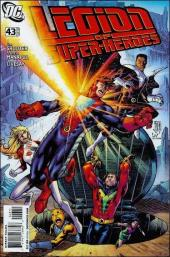 Legion of Super-Heroes (2005) -43- Enemy rising part 4 : the leader who lost the legion