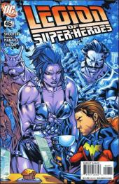 Legion of Super-Heroes (2005) -46- Enemy manifest part 2 : Imperatrix