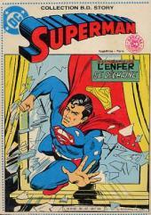 Superman - Collection BD Story -3- Superman - L'enfer se déchaïne