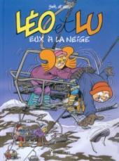 Léo et Lu -5- Eux à la neige