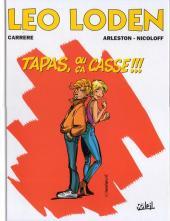 Léo Loden -18- Tapas, ou ça casse !!!