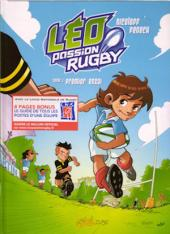 Léo Passion Rugby -1- Premier essai