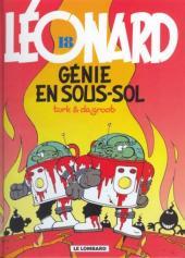 Léonard -18a- Génie en sous-sol