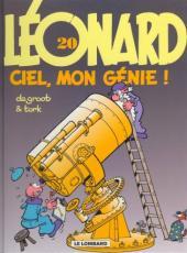 Léonard -20d2003- Ciel, mon génie !