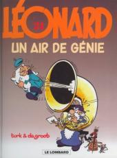 Léonard -21b2000- Un air de génie