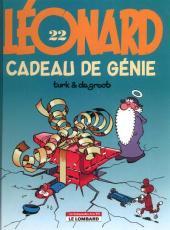 Léonard -22Ind2003- Cadeau de génie