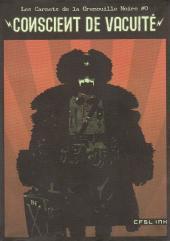 Les carnets de la Grenouille Noire -0- Conscient de vacuité