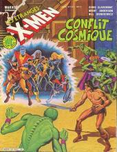 X-Men (Les étranges) -2- Conflit cosmique