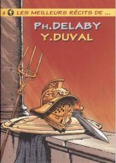 Les meilleurs récits de... -6- Ph. Delaby