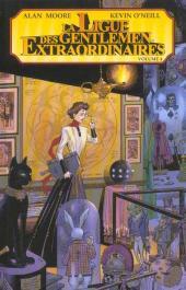 La ligue des Gentlemen Extraordinaires -4- La ligue des Gentlemen extraordinaires Volume 4