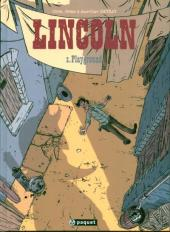 Couverture de Lincoln -3- Playground
