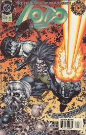 Lobo (1993) -0- Lobo 0 - The beginning of tomorrow