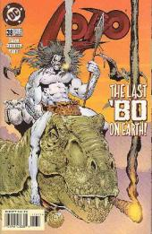 Lobo (1993) -38- Lobo 38 - The last 'bo on Earth