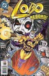Lobo (1993) -61- Lobo 61 - Reborn!