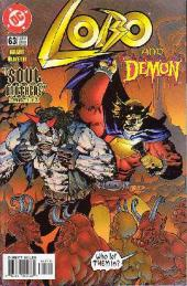 Lobo (1993) -63- Lobo 63 - Lobo and the demon Part 1