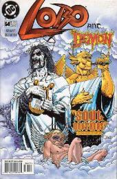 Lobo (1993) -64- Lobo 64 - Lobo and the demon Part 2