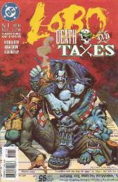 Lobo: Death and Taxes (1996) -1- Death and taxes 1