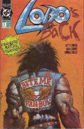 Lobo's Back (1992) -1- Lobo's back 1
