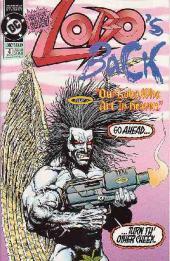 Lobo's Back (1992) -4- Lobo's back 4