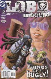 Lobo Unbound (2003) -5- Issue #5