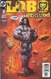Lobo Unbound (2003) -6- Issue #6