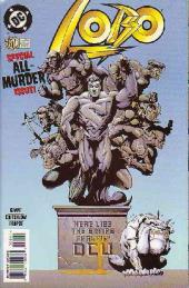 Lobo (1993) -50- Lobo 50 - Special all-murder issue